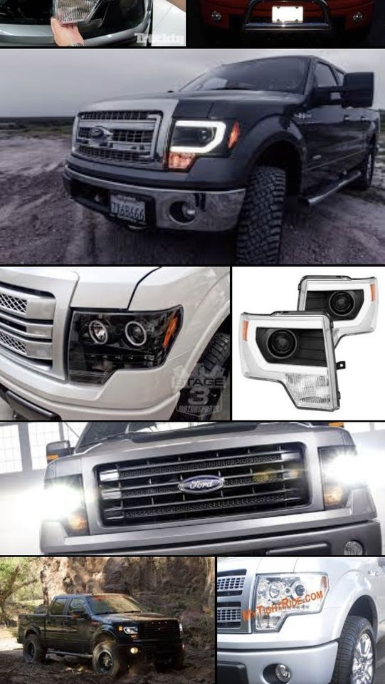 2010- 2014 FORD F150 PARTS