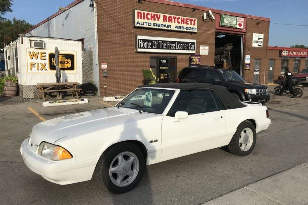 1991 MUSTANG RAG TOP! FLORIDA CAR! NO RUST!
