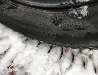 Winter Snow Tires 215/60/16 newer (4) civic and Acura