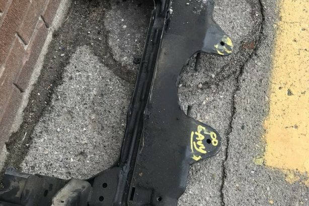 SUBFRAME 2002-2005 CHEV CAVAL SUNFIRE SOUTHERN RUST FREE
