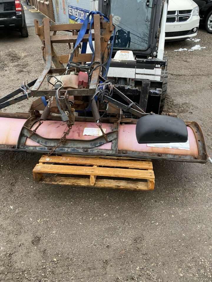 A cheap plow I selling in Black Friday clearance