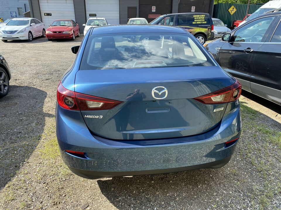 2017 MAZDA 3 TOURING HAS 67K FOR ONLY CERT on sale