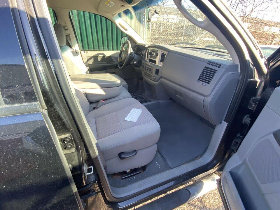 2008 DODGE RAM HEMI GAS 2500 MEGA CAB SHORT BOX 4X4