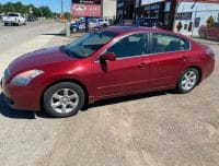 2008 NISSAN ALTIMA CERTIFIED